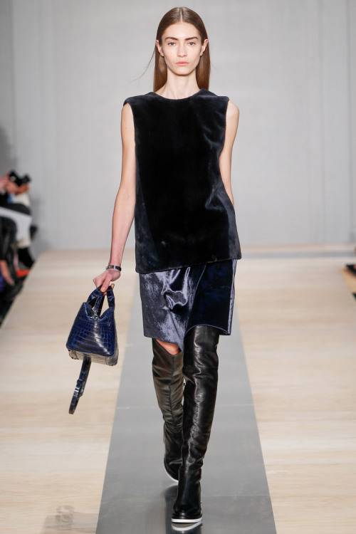 yourmothershouldknow:  Reed Krakoff Otoño/Invierno 2013 Semana de la Moda de Nueva York ….. Reed Krakoff Autumn/Winter 2013 New York Fashion Week