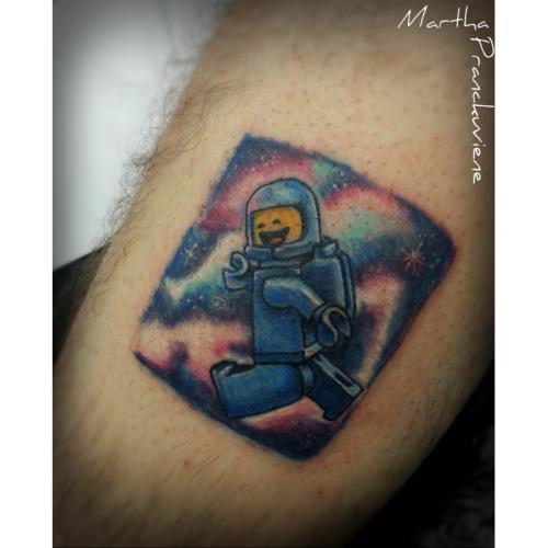 Lego benny:))