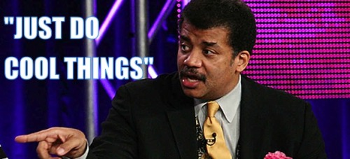 Neil deGrasse Tyson — the People's Astrophysicist, Director of the Hayden Planetarium, Moonwalker Extraordinaire, Hero to the Nerds — dropped by Politics Powered By Twitter on Wednesday to chat with Slade Sohmer and Lee Brenner about why it's more critical than ever that the U.S. government continue reaching for the stars. In this far-reaching interview, the hosts got out of Tyson's way and let him go off on the importance of space exploration. CLICK HERE FOR AN AWESOME INTERVIEW.