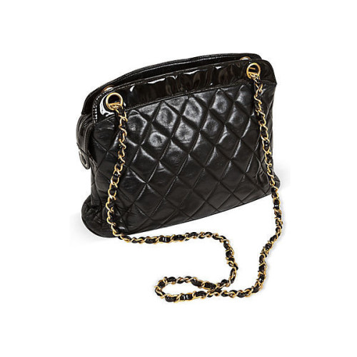 Chanel shoulder bag   ❤ liked on Polyvore (see more vintage shoulder bags)