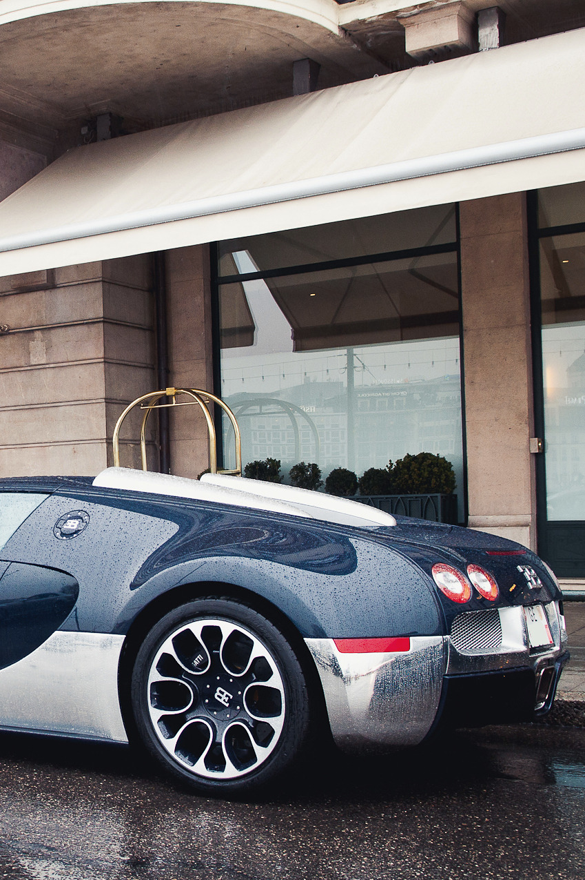 exclusive-pleasure:  Veyron GS
