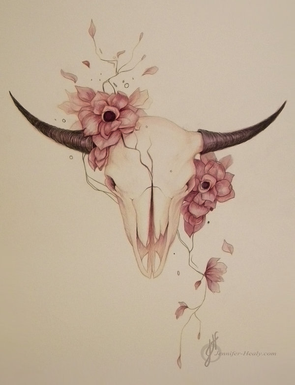 mybeautifulburden:  Tattoo Commission by *JenniferHealy