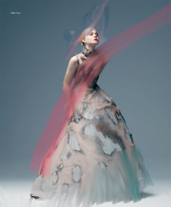 (via Elle Fanning Gets Surreal for Bullett Magazine's Winter 2012 Cover Shoot)