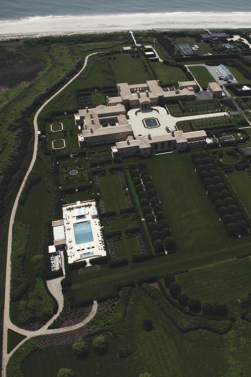 auerr:  Ira Rennert's Hamptons Mansion