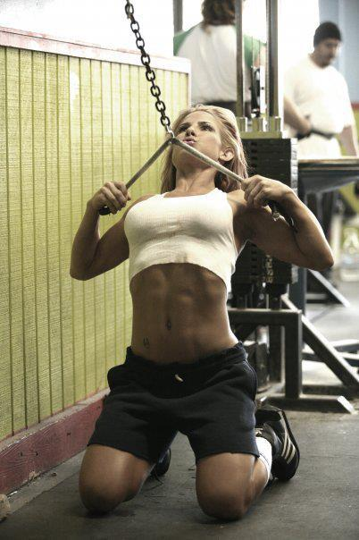 Awesome Fitness Girl