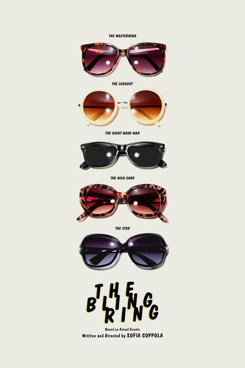 no-light-no-dark:  New poster: The Bling Ring