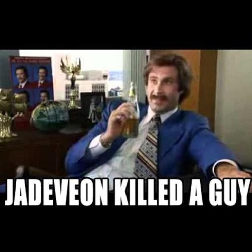 uproxx:  The Hit Heard 'Round The World: The Internet Sure Does Love Jadeveon Clowney