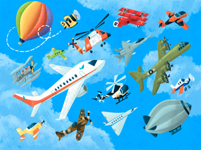 Busy sky!  http://store.crocodilecreek.com/p/airplanes-shaped-box-flr-puzzle