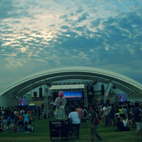 awesome weather #wanderlandmusicfestival
