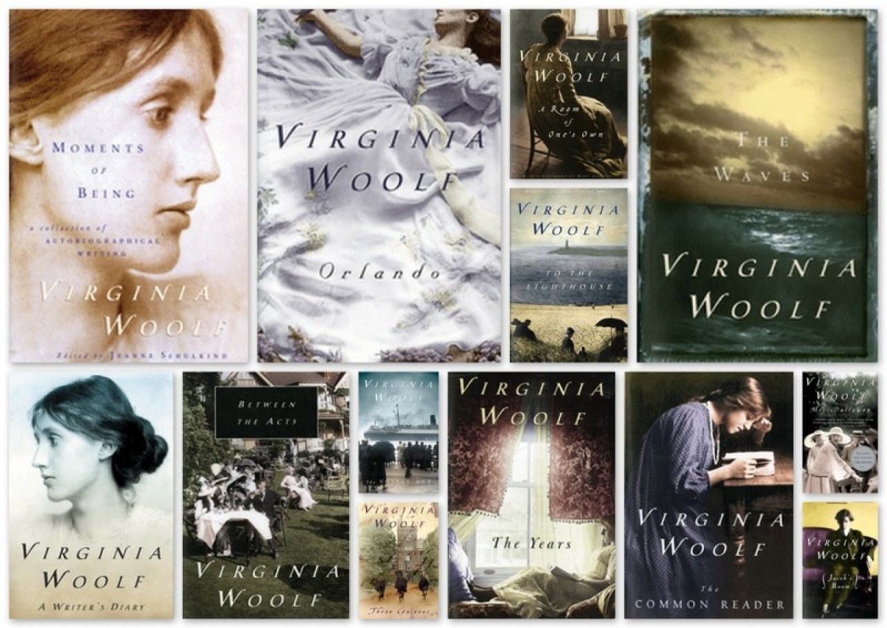 bookriot:  Win a set of 14 Virginia Woolf books in this START HERE giveaway!