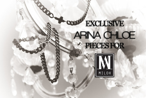 That's right, we got you! We have the two new, beautifully crafted, ARINA CHLOE bracelets in.  Get yours while supplies last and tell us what you think of them! www.milohclothing.com