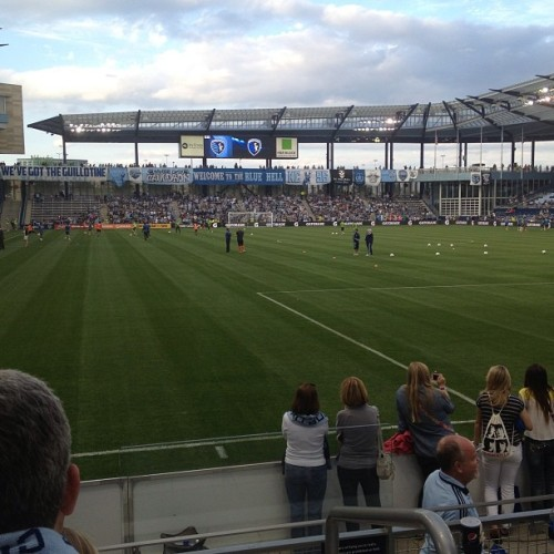 Sporting Kansas City game