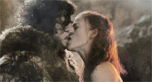 Jon and Ygritte boning is my new porn.
