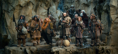 Arriving in theaters this week (woohoo!) is Peter Jackson's The Hobbit: An Unexpected Journey. Bilbo finds himself on an adventure with the Company of Dwarves, lead by Thorin Oakenshield.