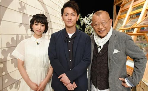 Takeru Sato will guest in the TBS A - Studio show which will air on May 13 (Fri) from 11:00-11:30 pm