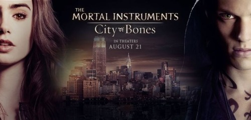 tmisource:  THE MORTAL INSTRUMENTS: CITY OF BONES release in U.S. moved to Aug. 21