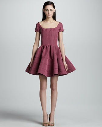 mybagofashion:  How adorable is this little Zac Posen dress :)