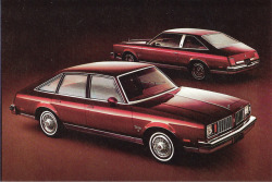 chromjuwelen:  1979 Oldsmobile Cutlass Salon Brougham Sedan and Coupe by aldenjewell on Flickr. 1979 Oldsmobile Cutlass Salon Brougham Sedan and Coupe