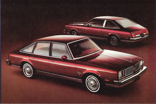 1979 Oldsmobile Cutlass Salon Brougham Sedan and Coupe by aldenjewell on Flickr.1979 Oldsmobile Cutlass Salon Brougham Sedan and Coupe