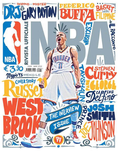 NBA Italia Cover