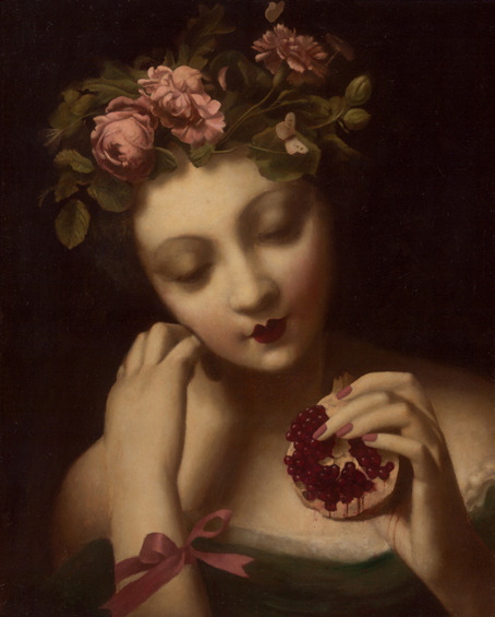 sisterwolf:  The Blood of a Pomegranate- Stephen Mackey