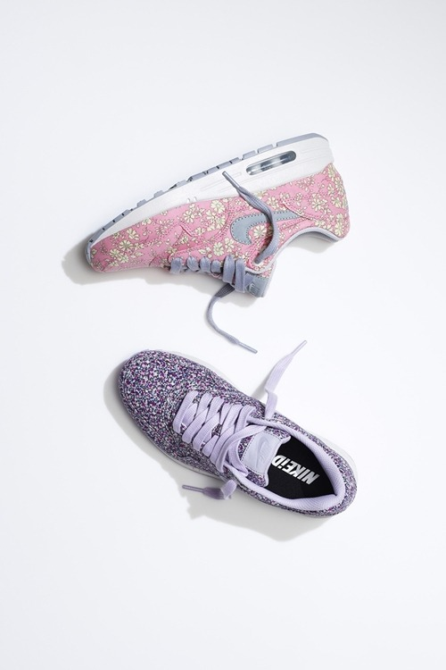 maxhellasick:  Liberty x NIKEiD 2013 Summer Collection