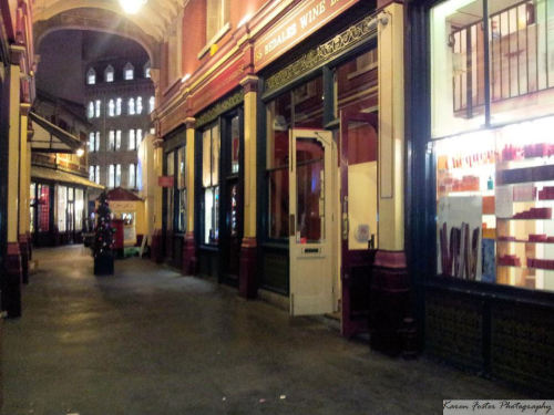 karenfosterphoto:  Leadenhall Market, London