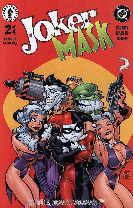 The Mask + The Joker crossover DC/Darkhorse #The Mask#The Joker#Harley Quinn#Gotham#DCComics#comics#Jim Carey#the batman #dark horse comics