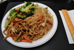 Vegan Noodles and Vegetables