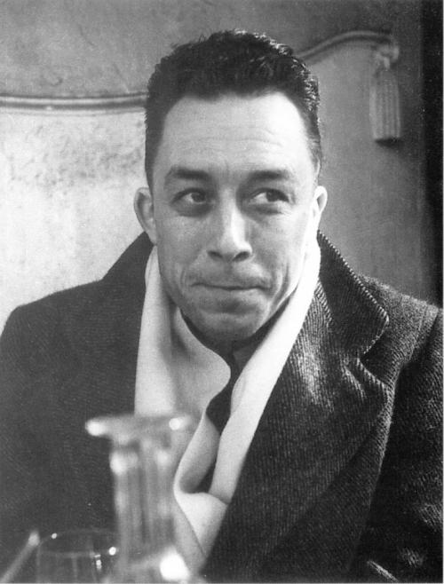 in-the-wall:  Albert Camus