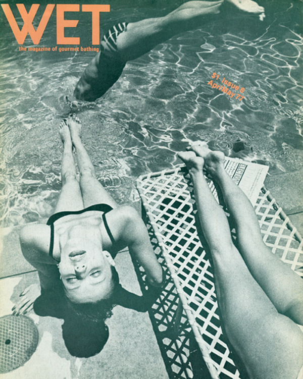 to-thecape:  WET Magazine1978
