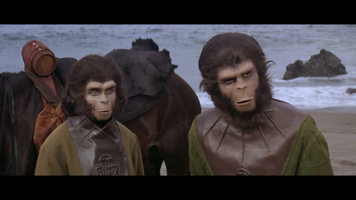 The largest make-up budget was $1 million for Planet of the Apes (1968), which represented nearly 17% of the total production cost.