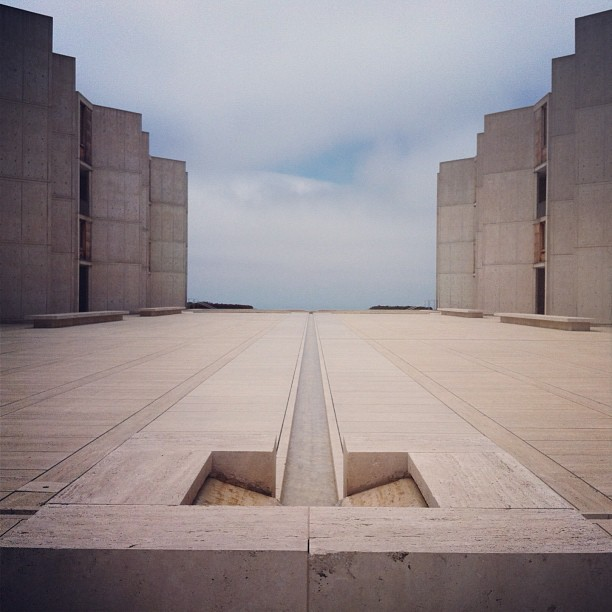 Salk Institute. (at Salk Institute)