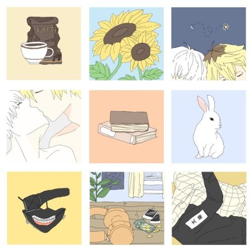 oortcloud-art:  → hidekane mood board