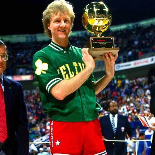 #Larry Bird#Boston Celtics#basketball#NBA#80s#photography#trophy