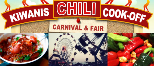 Grab a spoon and come hungry… the 32nd Annual Malibu Kiwanis Chili Cook Off, Carnival & Fair is this weekend! We can't wait for four days filled with good eats, carnival games, rides and FUN! The