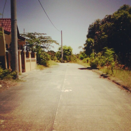 End of the #road . Pero may lilikuan oh! Haha