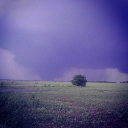 instagram:  Tornado Strikes Moore, Oklahoma  An EF-4 tornado struck Moore, Oklahoma today, causing widespread damage across a 20-mile path throughout the Oklahoma City suburb. The tornado has claimed at least 37 lives with many more injured and has left thousands without power.  Our thoughts go out to those who have been affected, and we hope those in the Oklahoma City area stay safe in the upcoming days. You can find more information on how to help the tornado victims here.  Sending thoughts and prayers…