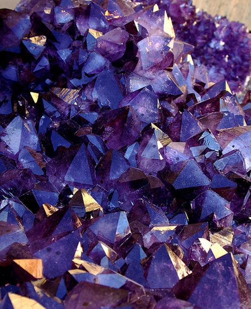 cristales crystals amatista