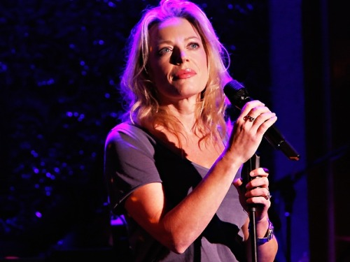 "Sherie Rene Scott on bringing PIECE OF MEAT to London, producing THE LAST FIVE YEARS on screen & playing a ""f**kable Mom"""