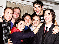 darren + his buddies