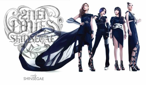 ygfamilyy:  2NE1 x Chrome Hearts for Shinsegae '2NE1 Loves' Campaign!