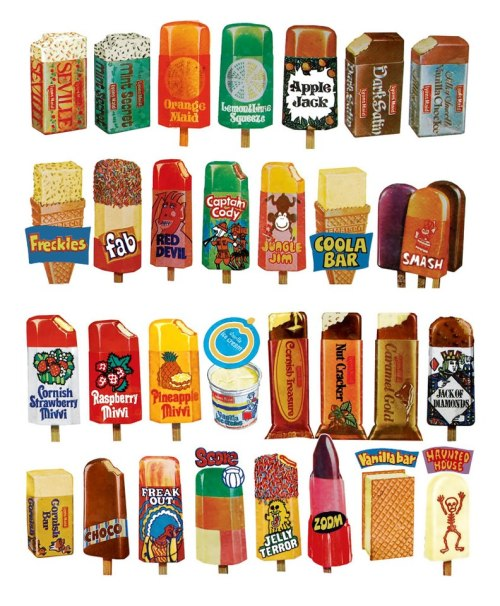 modrules:  more retro lollies