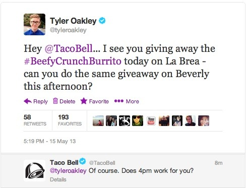 tyleroakley:  tyleroakley:  Well that worked out a lot better than I imagined. (x)