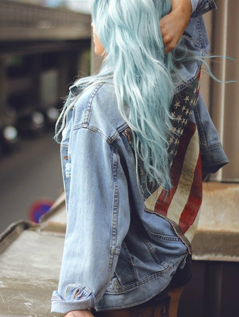 colour hair i want!!!!!