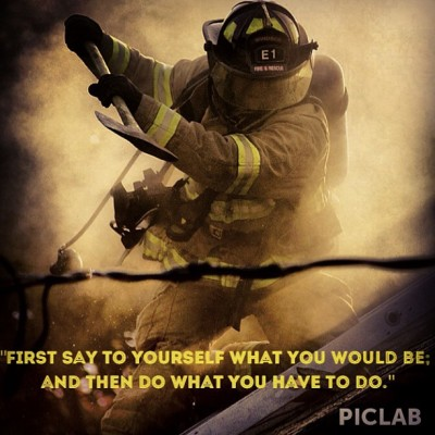 santos757:  #firefighter #motivation #dreambig