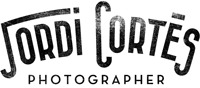 Logo for Jordi Cortés Photographer Design: Alex Ramon Mas