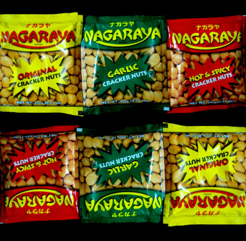 Aweeh my favorite! NAGARAYA! oh these 3 are my favorite flavors yammeh! :DDDD