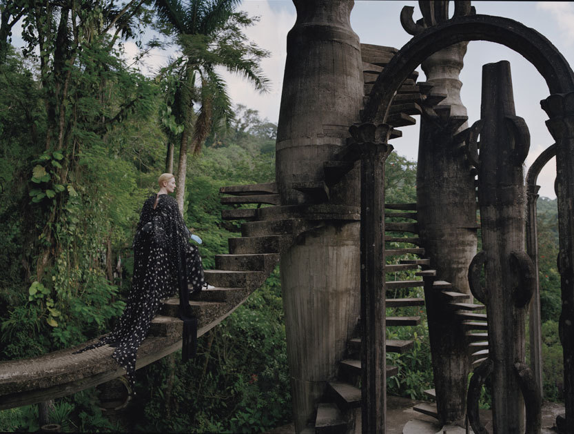 Tilda Swinton: Stranger Than Paradise - W by Tim Walker, May 2013