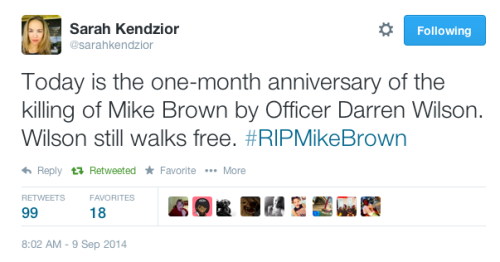 justice4mikebrown:  the-goddamazon:  But remember when they used drones to find Dorner within a few days?  ^^^^